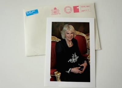 List od księżnej Camilli z Anglii