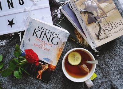 #4. Stephen King, Znalezione nie kradzione.