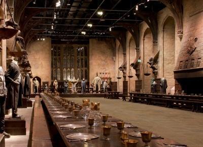 Harry Potter Studio Tour - organizacja wycieczki | Blogodynka.pl