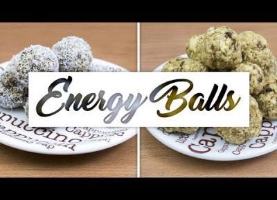 KULKI MOCY NA TŁUSTY CZWARTEK LAST MINUTE | ENERGY BALLS | FIT | Blogodynka