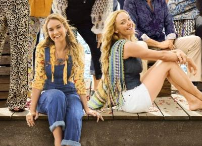 Mamma Mia: Here we go again [ Recenzja ] | Blogodynka.pl
