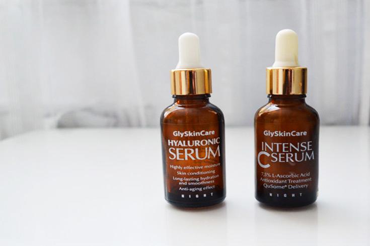 Sera Glyskincare czyli recenzja serum do twarzy od Glyskincare
