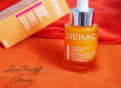 Lierac Mesolift Serum-multiwitaminowe serum rozświetlające