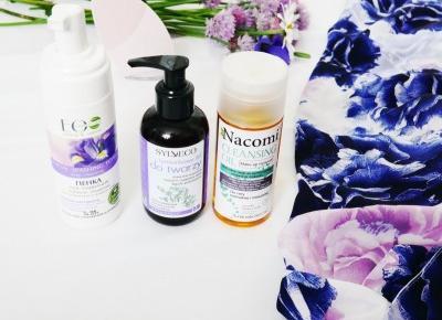 Podstawy pielęgnacji. Oczyszczanie skóry. Naturalne produkty do mycia.