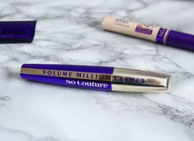 Volume Million Lashes So Couture-tusz do rzęs bez wad?