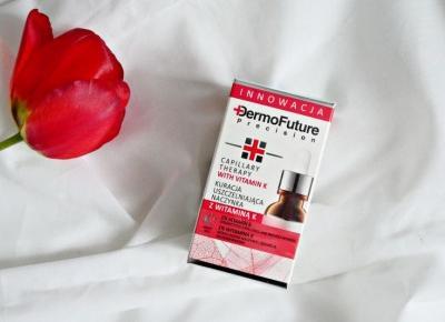 Dermofuture Precision kuracja z witaminą K uszczelniająca naczynka