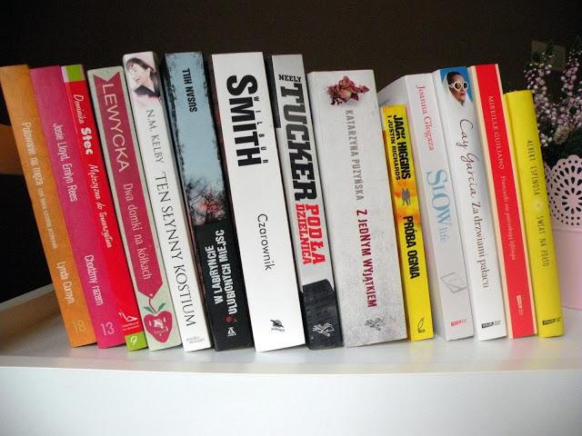 Blowerka: Wielka wymiana książek na blogach
