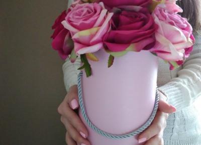 Blowerka: Flower Box wiecznie żywy