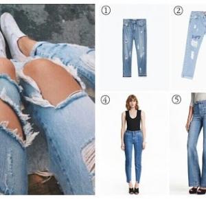 Blue Carmen: #jeansstyle