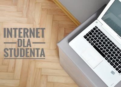 Jaki internet dla studenta wybrać. Ranking ofert. - Blue Kangaroo