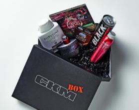 OPENBOX#8: CKMBox- coś dla męskiej części czytelników! ~ Happiness is all around me