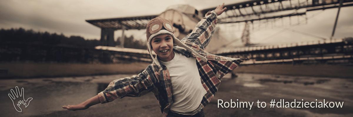 Akcja #dladzieciakow - podziel się radością | Tam na górze