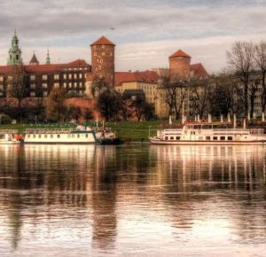 Kraków, który pokochasz | Tam na górze