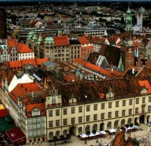 Wrocław, który pokochasz | Tam na górze