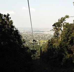 János Hill, czyli Góra Jana | Tam Na Górze