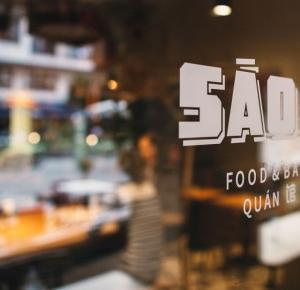 Restauracja Sáo 哨 | Tam Na Górze