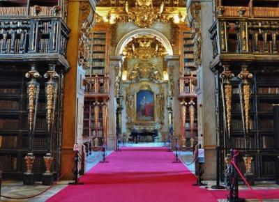 Coimbra i Biblioteka Tajemnic