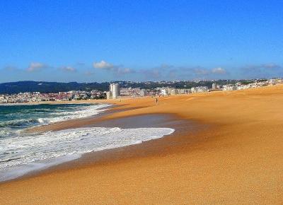 Figueira da Foz: gdzie rzeka Mondego łączy się z morzem