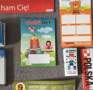 Darmowe gadżety szkolne - Nagłaśniamy akcje społeczną!  | Books My Love