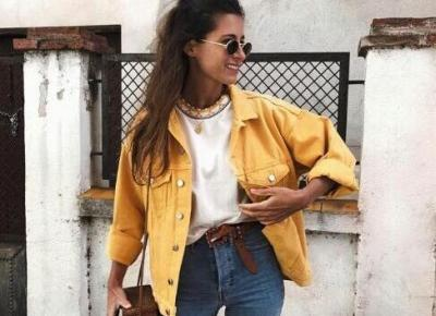 Borawsca: Wiosna 2018 (Fashion inspiration)
