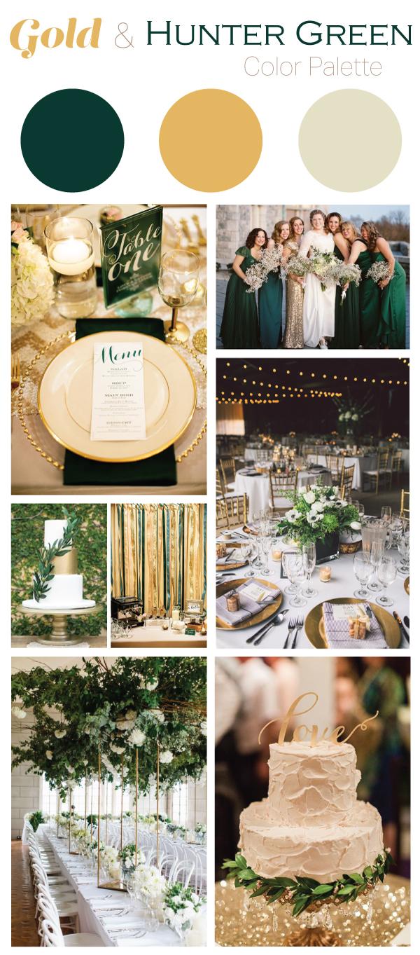 Motyw ślubny - jak wybrać motyw i kolor przewodni ślubu i wesela? | Borovie