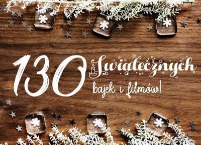 Ponad 130 świątecznych filmów i bajek! | Borovie