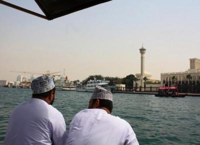 Dubaj - dalekie spotkania z Bliskim Wschodem