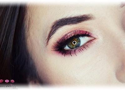 Blog Brylantina: Sylwestrowy Makijaż | Propozycja | Szczęśliwego Nowego Roku