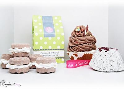 Blog Brylantina: Jak sprawić, by kąpiel była słodką przyjemnością? | Sweet Bath