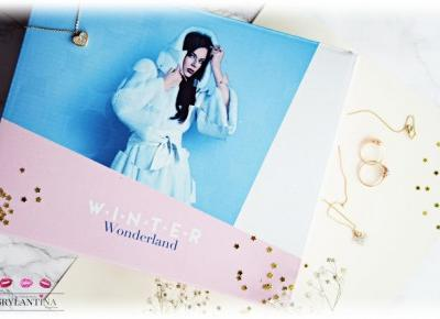 Blog Brylantina: ShinyBox | Winter Wonderland | Styczeń 2018