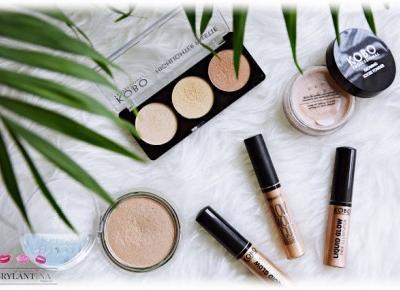 Blog Brylantina: Rozświetlenie twarzy | Efekt GLOW | Drogeria Natura