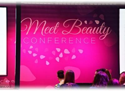 Blog Brylantina: -III Edycja Konferencji Meet Beauty 2017 oraz Targi Beauty Days-