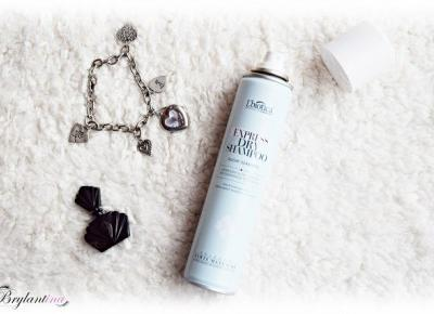 Blog Brylantina: Ekspresowe odświeżenie włosów z L'biotica