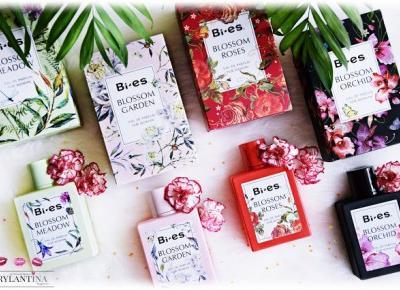 Blog Brylantina: Kolekcja Blossom dla kobiet | Garden, Meadow, Roses, Orchid | Bi-es