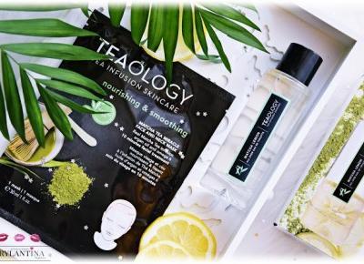 Blog Brylantina: Moc esencji z herbaty | Teaology Tea Infusion Skincare | Drogerie Hebe