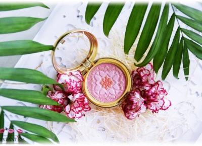 Blog Brylantina: Odżywczy róż z olejkiem arganowym - Natural | Physicians Formula