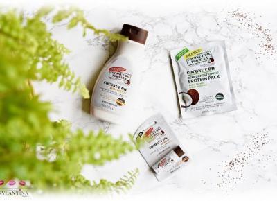 Blog Brylantina: Kokosowelove z Palmer's | Coconut Oil