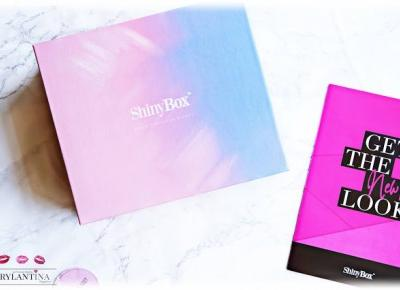 Blog Brylantina: ShinyBox   Get The New Look   Maj 2018