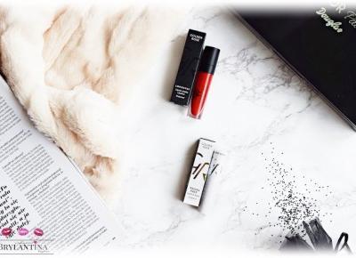 Blog Brylantina: Longstay Liquid Matte Lipstick nr 18 oraz Prime&Prep Lipstick Base | Golden Rose