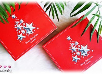Blog Brylantina: ShinyBox | Shiny Christmas | Grudzień 2018 | Niespodzianki dla Ambasadorek Shiny