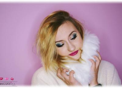 Blog Brylantina: Makijaż wieczorowy | Gościnnie by_natalena