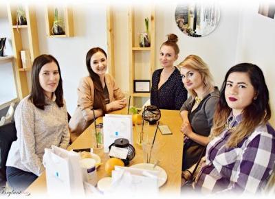 Blog Brylantina: Relacja z Pierwszego Wiosennego Spotkania Blogerek 2017 w Białymstoku
