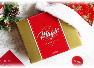 Blog Brylantina: ShinyBox   Where The Magic Happens   Grudzień 2017