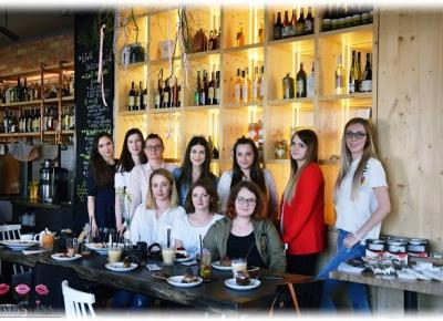 Blog Brylantina: Wiosenne Spotkanie Blogerek | Białystok | Relacja