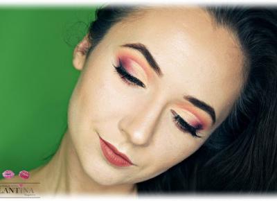 Blog Brylantina: Jesienny makijaż | Propozycja na Andrzejki | #TOKONIEC