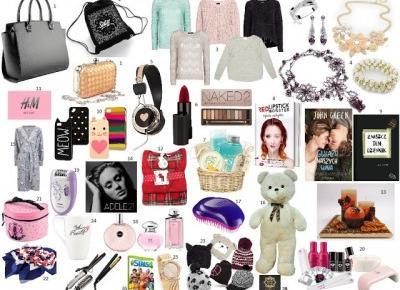50 ciekawych pomysłów na prezent!