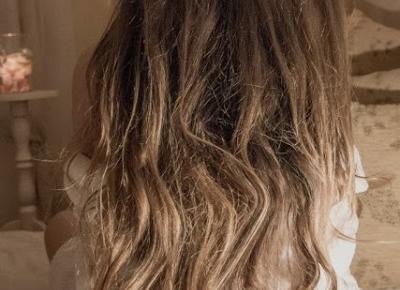 Aktualizacja włosów - marzec 2017
