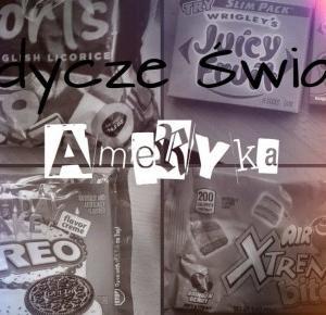 Hidden Vanilla: NOWOŚĆ ! Słodycze świata #1 : Ameryka