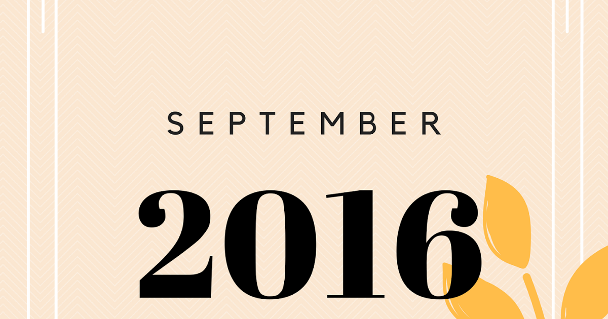 Lifestyle by Ladyflower.: Przegląd linków wrzesień 2016.