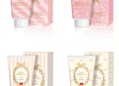 Nowość: PUPA MISS PRINCESS - perfumowane mleczko pod prysznic.   Lifestyle by Ladyflower.